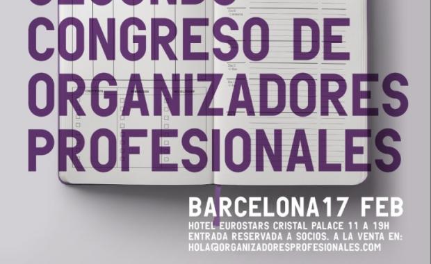 Video resumen del 2º Congreso Nacional de Organizadores